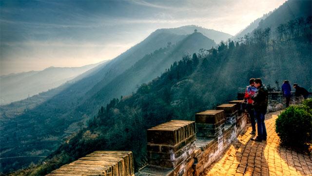 地址:西安临潼区牡丹路骊山国家森林公园 门票:3-11月,70元;12-次年2